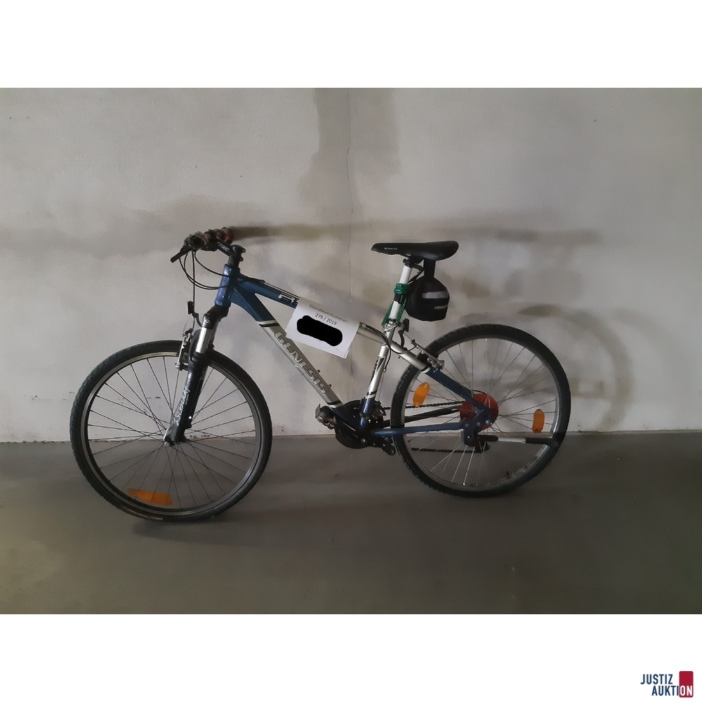 Mountainbike Genesis Beta