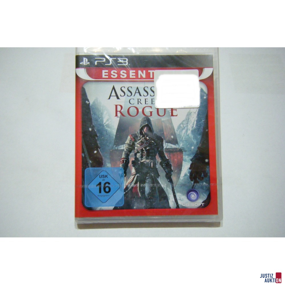PS 3 Assassins