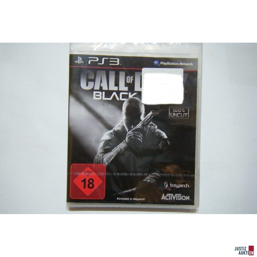 PS 3 - Call of Duty