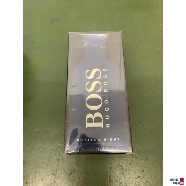 Hugo Boss Bottled Night Eau de Toliette 200 ml